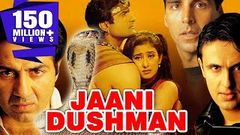 Jaani Dushman: Ek Anokhi Kahani (2002) Full Hindi Movie | Akshay Kumar Sunny Deol Manisha Koirala
