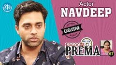 Actor Navdeep Exclusive Interview Dialogue With Prema 57 Celebration Of Life 442