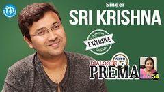 Singer Sri Krishna Exclusive Interview Dialogue With Prema Celebration Of Life 54