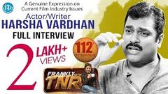 Frankly With TNR Current Topics 1 (Casting Couch) With Harsha Vardhan - Full Video