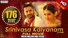 Srinivasa Kalyanam New Released Full HD Hindi Dubbed Movie 2019| Nithiin Rashi khanna Nandita swetha