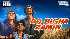 Nirupa Roy Hit Movie & 39;Do Bigha Zamin& 39; - Balraj Sahni   Jagdeep   Old Classic Movie