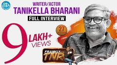Tanikella Bharani Exclusive Interview Frankly With TNR 27 Talking Movies With iDream 189
