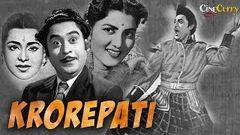 Krorepati 1961 | Hindi Movie | Kishore Kumar Kumkum Shashikala | Hindi Classic Movies