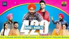 Mr & Mrs 420 Full Punjabi Movie