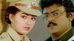 Tamil Hit Movie | Ullathil Nalla Ullam | Vijayakanth & Radha