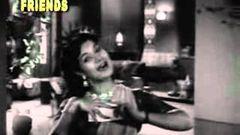 Meri Ankhiyon Me Jhume Dekho I Asha Bosle I Khazanchi 1958