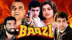 Baazi Full Movie | Aamir Khan Hindi Action Movie | Mamta Kulkarni | Superhit Bollywood Action Movie