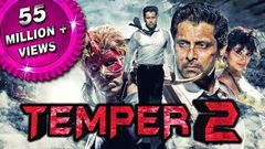 Temper 2 (Kanthaswamy) 2019 New Hindi Dubbed Movie | Vikram Shriya Saran Ashish Vidyarthi