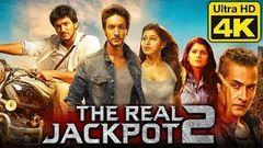 The Real Jackpot 2 (4K Ultra HD) Hindi Dubbed Movie | Gautham Karthik, Ashrita