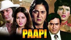 Paapi | Full Movie | Zeenat Aman | Sanjeev Kumar | Sunil Dutt | Reena Roy | Hindi Action Movie