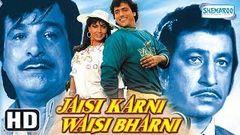 Jaisi Karni Waisi Bharni (HD) - Govinda   Kimi Katkar   Kader Khan - Hit Bollywood Movie