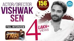 Falaknuma Das Actor Director Vishwak Sen Exclusive Interview Frankly With TNR 156