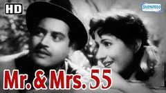 Mr & Mrs 55 {HD} - Guru Dutt - Madhubala - Johnny Walker - Old Hindi Movies - (With Eng Subtitles)