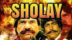 SHOLAY (Super Hit Punjabi) Sultan Rahi, Anjuman, Mustafa Qureshi, Ejaz, Bahar   BVC PAKISTANI