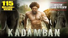 Kadamban (2017) Full Hindi Dubbed Movie | Arya Catherine Tresa | Riwaz Duggal | New Released