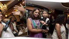 Singapore Photographer at 1 Month Old Bollywood Party