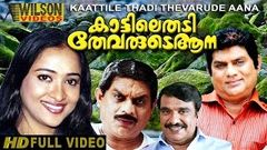 Kaattile thadi thevarude aana (1995) Malayalam full Movie