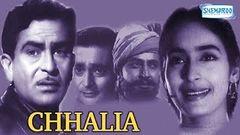 Chhalia - Raj Kapoor - Nutan - Hindi Full Movie