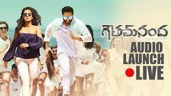 Goutham Nanda Latest Telugu Full Length Movie - Gopichand Hansika Motwani (2017)