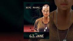 Demi Moore Is G I JANE (1997) Full Movie