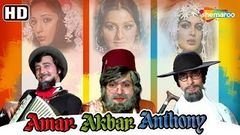Amar Akbar Anthony (HD) - Hindi Full Movie - Amitabh Bachchan Vinod Khanna Rishi Kapoor