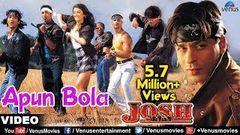 Josh   Hindi Movie   HD 1080p   Shah Rukh Khan Aishwarya Rai Bachchan Chandrachur Singh