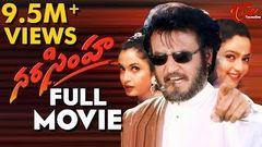 Narasimha Telugu Full Length Movie Rajnikanth Soundarya Ramya Krishna