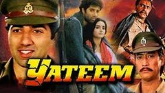 Yateem 1988 Full Hindi Movie Sunny Deol Farah Naaz Danny Denzongpa