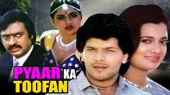 Pyaar Ka Toofan | Full Movie | Aditya Pancholi | Vijayata Pandit | Superhit Hindi Movie