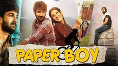 Paper Boy (2020) NEW RELEASED Full Hindi Dubbed Movie | Santosh Sobhan, Riya Suman