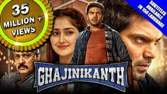 Ghajinikanth (2019) New Released Hindi Dubbed Full Movie | Arya Sayyeshaa Sampath Raj Sathish
