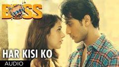 Har Kisi Ko Nahi Milta Yahan Pyaar Zindagi Mein Boss Movie 2013 (Audio)   Arijit Singh Neeti Mohan