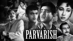"""Parvarish"" I Full Hindi Movie I Raj Kapoor I Mala Sinha"