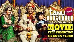 Tanu Weds Manu Returns 2016 | NEW PUNJABI MOVIE 2016 | Madhavan Kangana Ranaut
