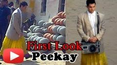 Aamir Khan& 039;s First Look Of Peekay(P K) Film Revealed ! [HD]