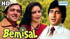 Bemisal {HD} - Amitabh Bachchan - Raakhee - Vinod Mehra - Old Hindi Movie