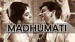 Madhumati | Hindi Movie | Dilip Kumar Vyjayanthimala Pran Jayant | Bollywood Old Hit Movie