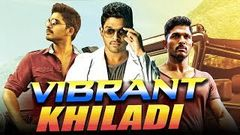 Viraj Khiladi (2018) Telugu Film Dubbed Into Hindi Full Movie | Allu Arjun Samantha Upendra