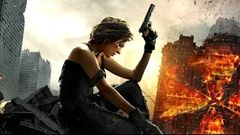 New Action Movies 2014 Full Movie English - Resident Evil - Hollywood English HD