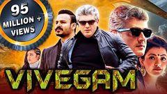 Vivegam (2018) Full Hindi Dubbed Movie   Ajith Kumar Vivek Oberoi Kajal Aggarwal