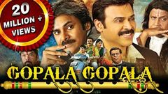 Gopala Gopala Hindi Dubbed Full Movie | Pawan Kalyan Venkatesh Shriya Saran Mithun