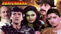 """Agnichakra""   Full Hindi Action Movie   Govinda   Dimple Kapadia   Naseeruddin Shah"