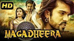 Magadheera Action Hindi Dubbed Full Movie | Ram Charan, Kajal Aggarwal, Dev Gill, Srihari