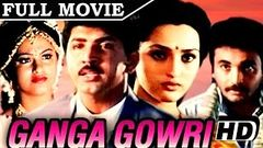 Ganga Gowri | Full Tamil Movie | Arun Vijay Raasi Sangeetha