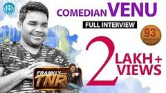 Comedian Venu Exclusive Interview Frankly With TNR 93 Talking Movies With iDream 633