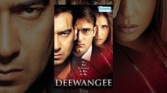 Hindi Movies Full Movie   Deewane   Ajay Devgan Movies   Urmila Matondkar   Hindi Movies Full Movie