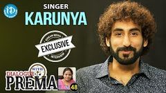 Singer Karunya Exclusive Interview Dialogue With Prema Celebration Of Life 48 413