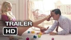 The Wolf of Wall Street Official Trailer 1 (2013) - Martin Scorsese Leonardo DiCaprio Movie HD