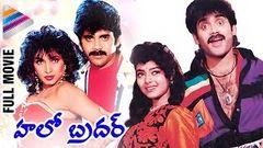 Aahwanam Telugu Full Movie | Srikanth | Ramya Krishna | Heera | Brahmanandam | Mango Videos